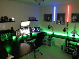 геймерская комната 1