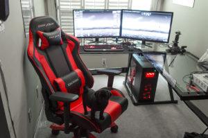 cool-amazing-battle-station-gaming-computer-desk-setup-black-glass-l-for-gaming-desk-setup-ideas
